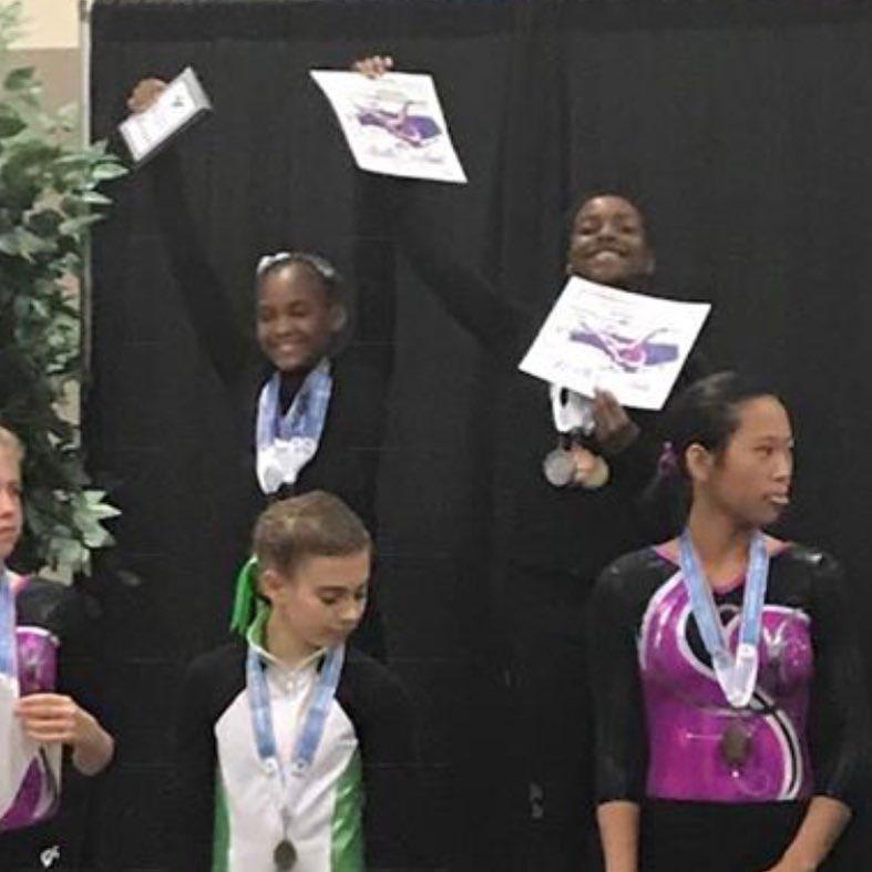 FIF Girls NC State Champion Level 4 Trinity 2017