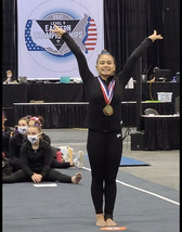 Level 9 Eastern Championships see a brand new FIF Champion and Nike Award Winner- May 7-9