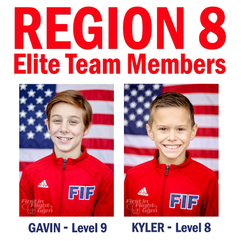 FIF Optional Boys Regional Championships 2018