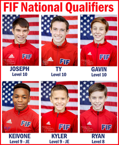 FIF Level 7-10 Boys Regional Championships 2019