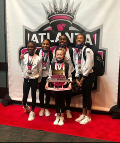 Gymnasts excited to be back for first meet of 2021: Atlanta Crown