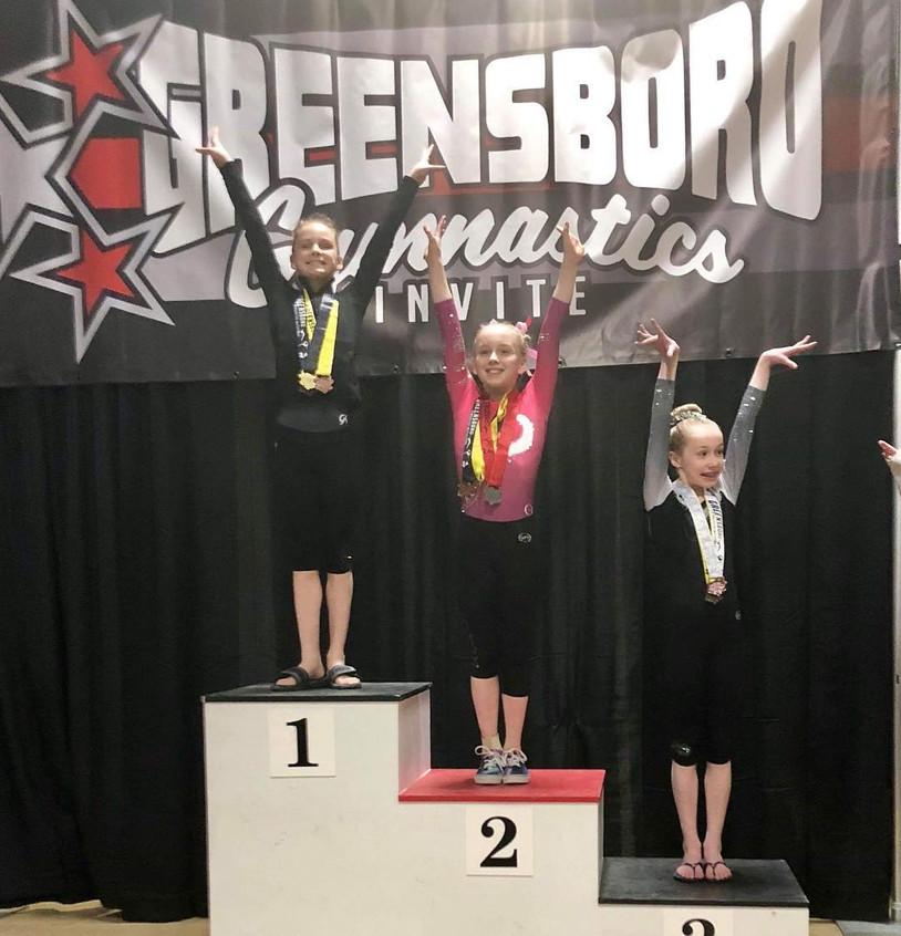 FIF Level 6 Georgia 2nd AA Greensboro Gy