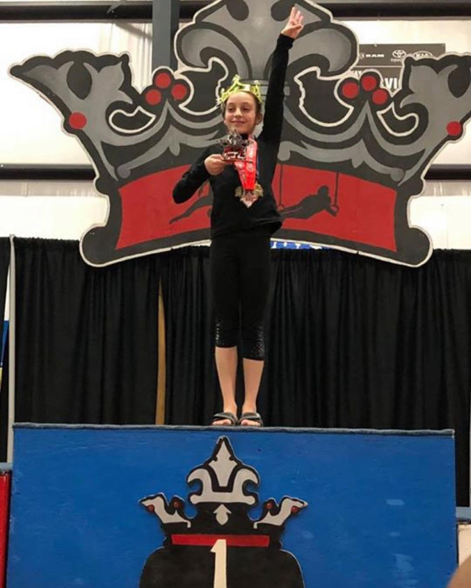 FIF Level 4 Payton 1st AA Crown of the C