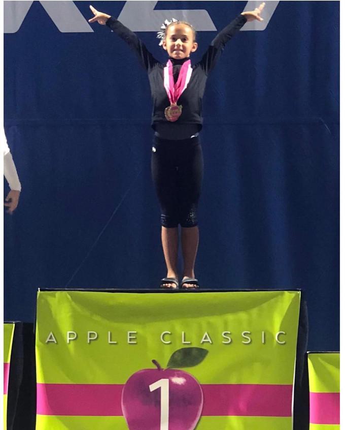 First in Flight Gymnastics Level 4 McKen