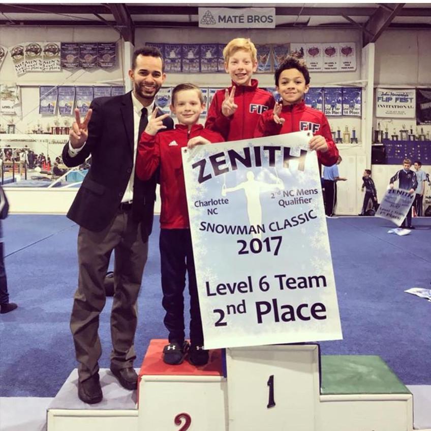 FIF Boys Zenith 2017 Level 6 2nd Team