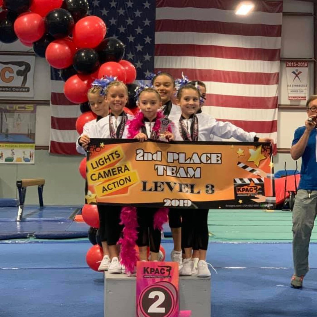 FIF Level 3 2nd Place Team KPAC 2019