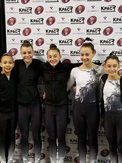 FIF Girls at KPAC Cup 2018