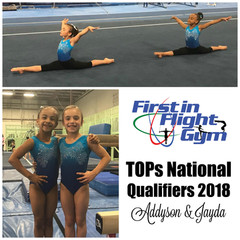 TOPs National Qualifiers 2018