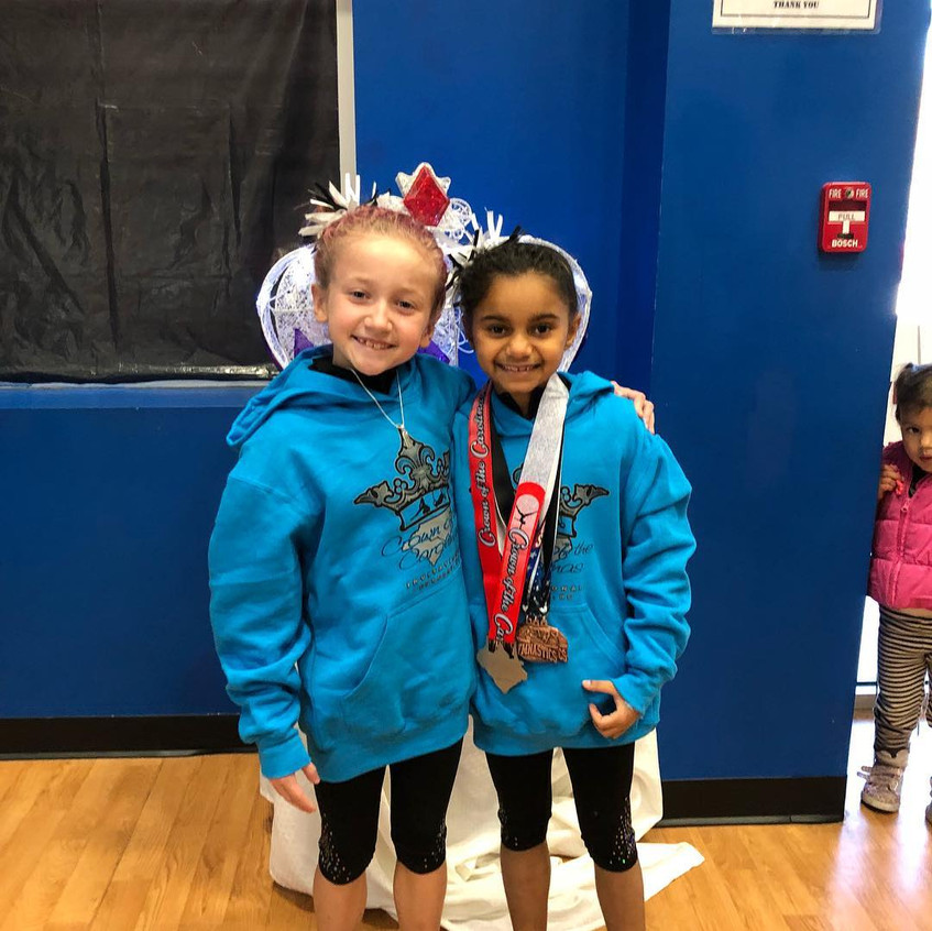 FIF Level 3 Finley and Ashley Grace Crow