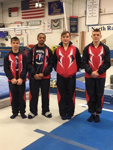 FIF Boys Level 10 NC State Meet 2017