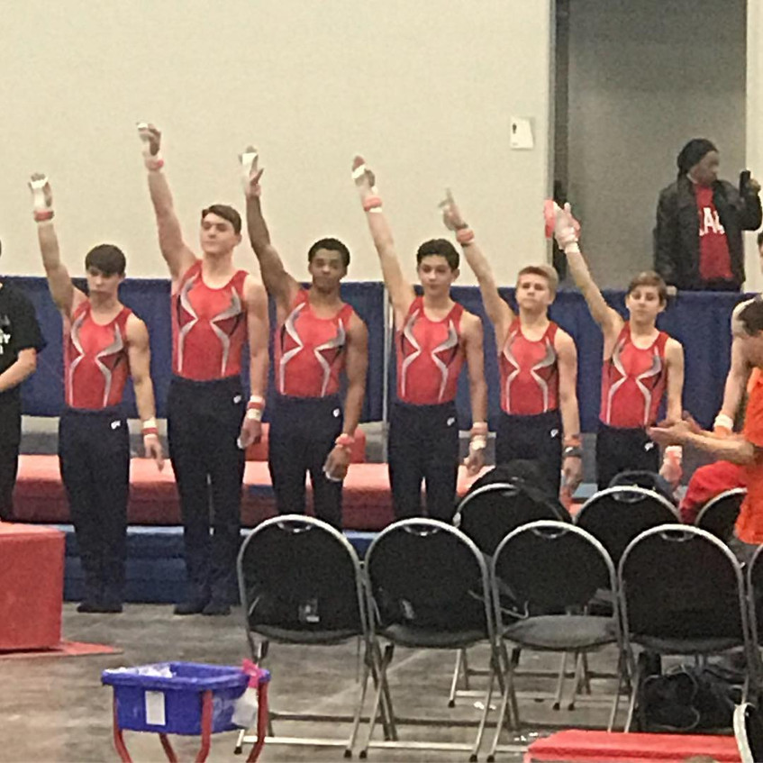 FIF Boys Level 9 and 10 Excalibur Cup 2018