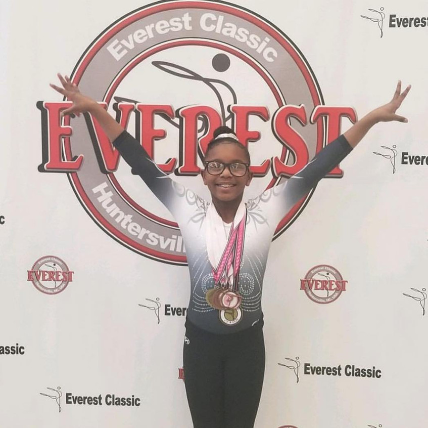 FIF Xcel Silver Aiyana 1st AA Everest Cl