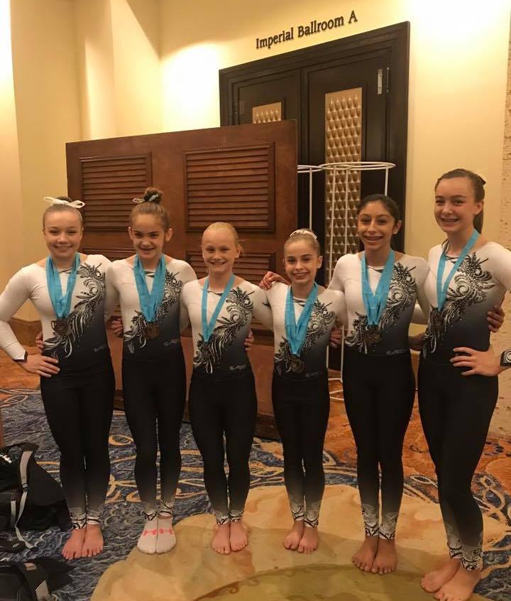 FIF Girls Level 10 Atlantis Crown Invitational 2017