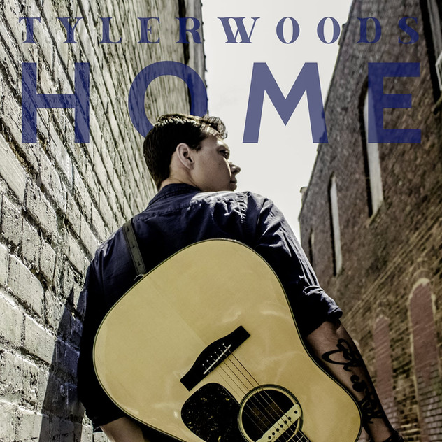Tyler Woods - Home EP - 2018