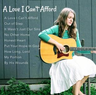 Gwyn Mullins - A Love I can't Afford - 2021