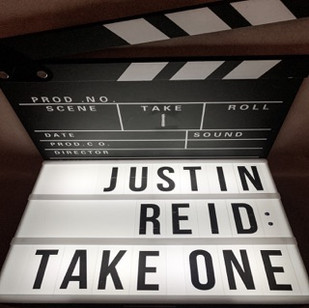 Justin Reid - Take One EP - 2020