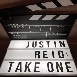 Justin Reid - Take One EP - 2020