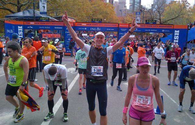 Jedno ING New York marathon iskustvo