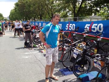 Swibirovac Goran Vrus kao pripremu za kultnu utrku koja slovi za jednu od tezih u IM seriji IRONMAN Lanzarote zavrsio je polumaraton Ferrara
