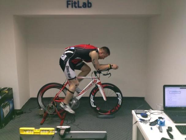danas zadnji na mjerenju_ MMarko Zitana RETUL bike fittingu spreman za POREC _)