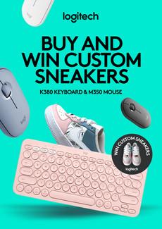 Logitech Nike Collaboration