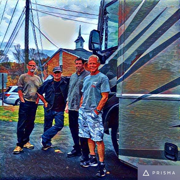 Weekend on the road - Rhode Island