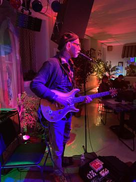 Mike Lozinski, Lead Guitar