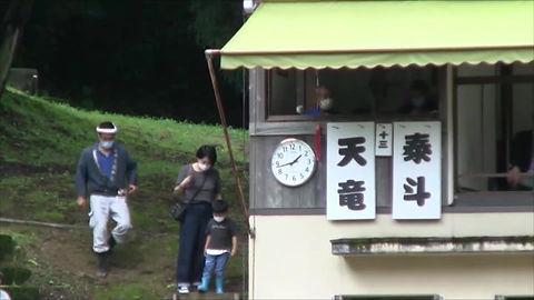2020年7月5日 小千谷闘牛 13 天竜vs泰斗