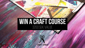Win a semester of crafts