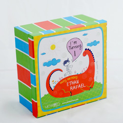 Kotak untuk Manyee pudding 12cm