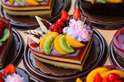 Tiramisu Pudding 16cm Hati Manyee