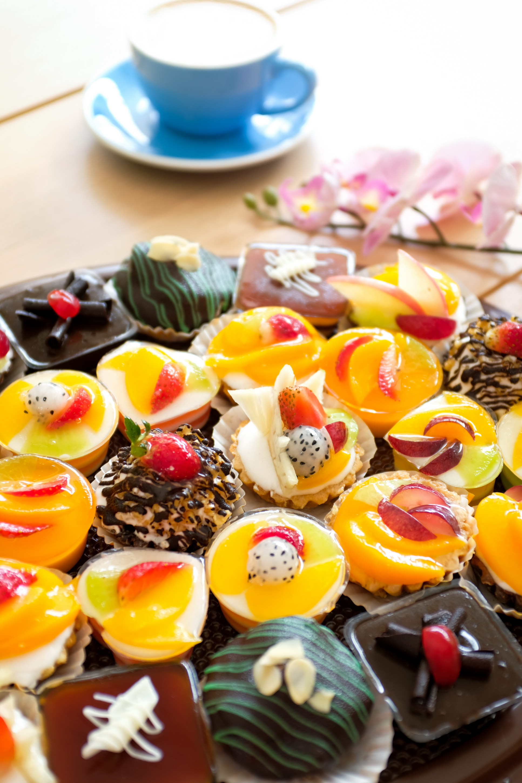 Fruit Pie & Pudding