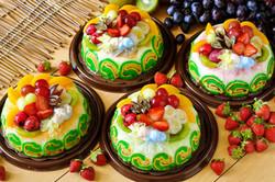 Fruit Pudding Manyee 16cm