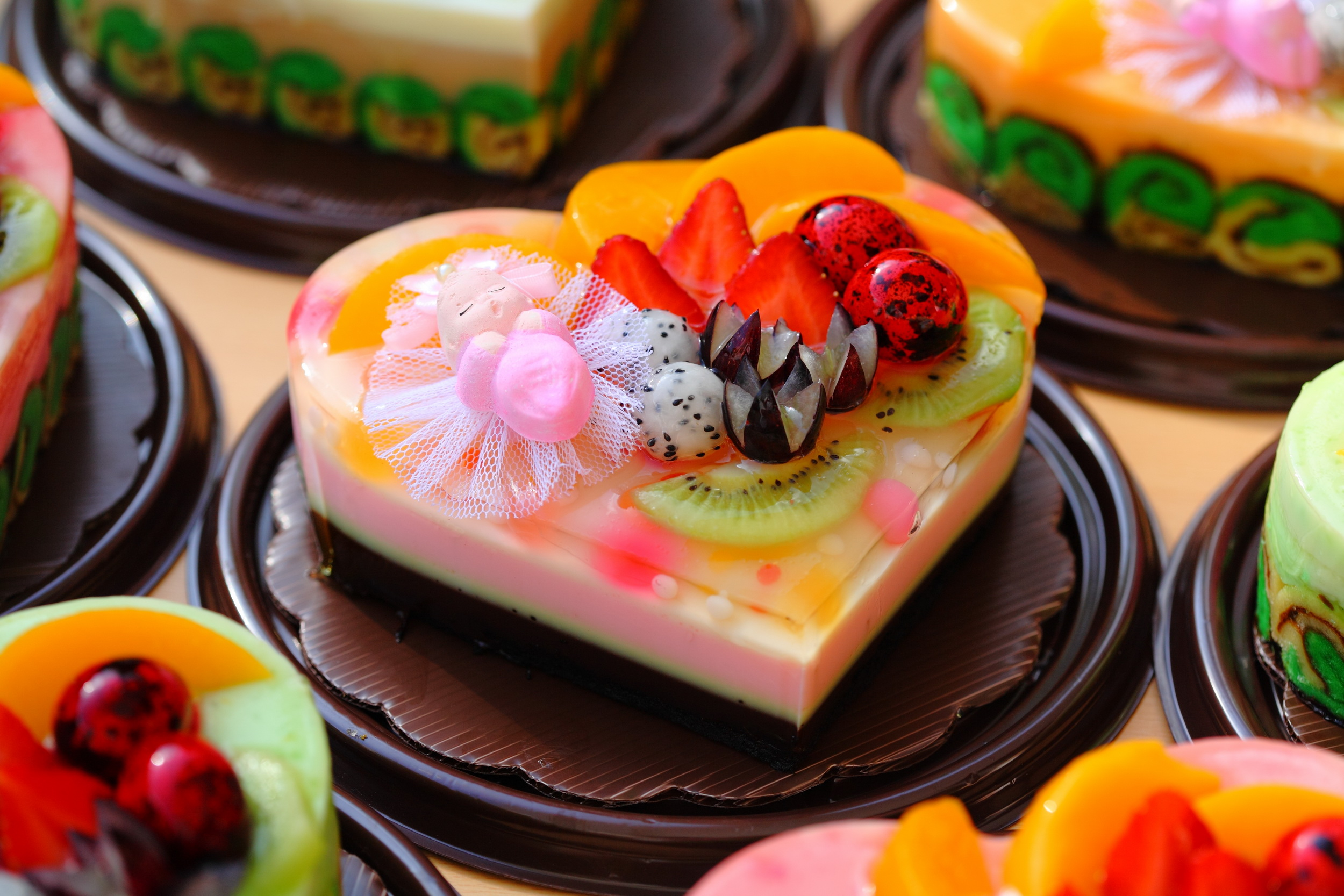 Fruit Pudding lyche Manyee 16cm Hati