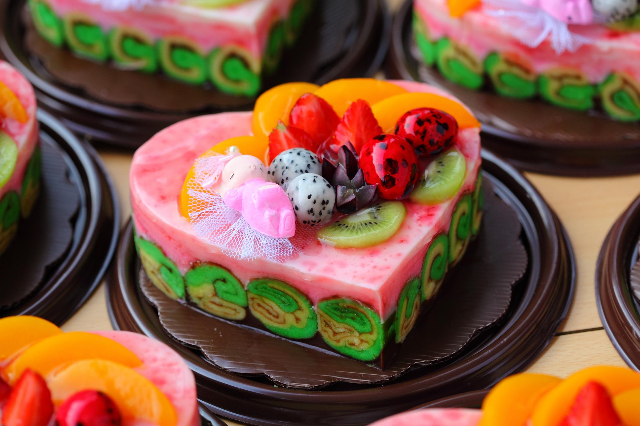 Strawberry Choco Manyee 16cm Hati
