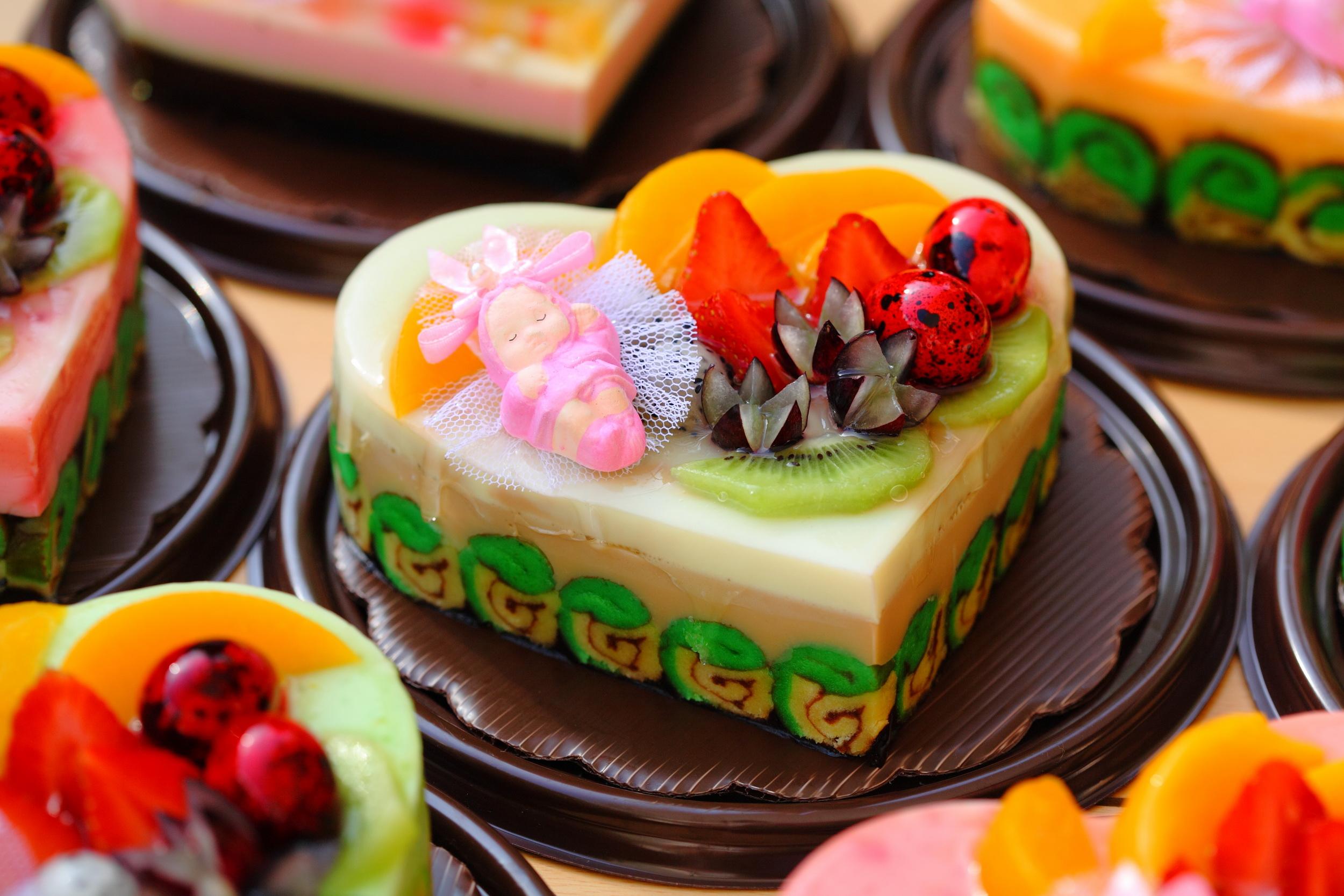 Fruit Pudding Mocca Manyee 16cm Hati