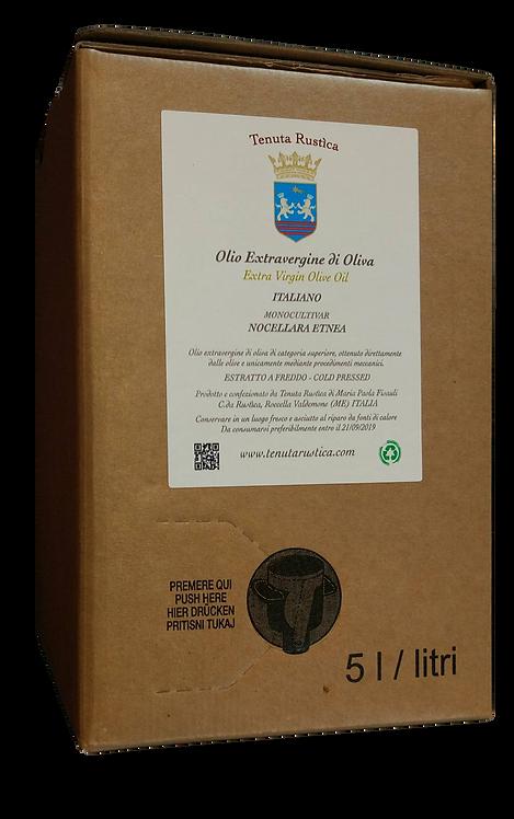 Extra Virgin Olive Oil (Bag in Box 5 L)