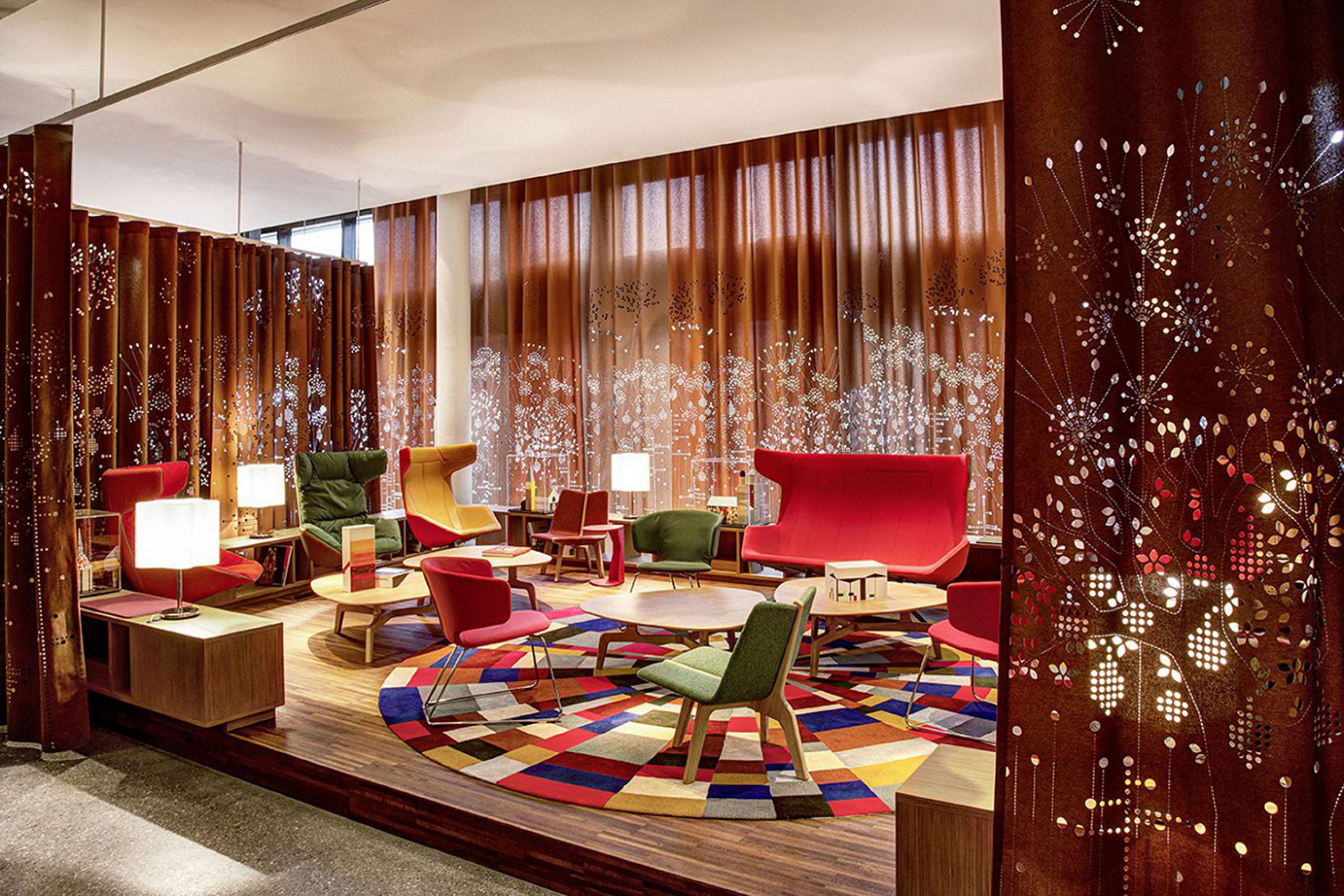 KVADRAT for Hotel Zurich West