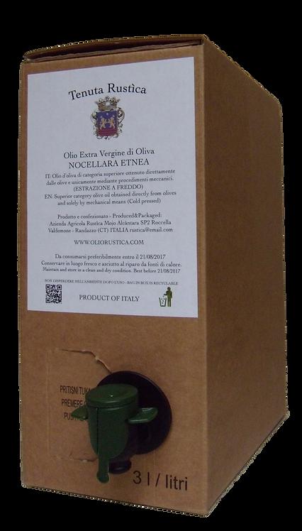 Extra Virgin Olive Oil (Bag In Box 3L)