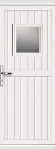 uPVC Back Door
