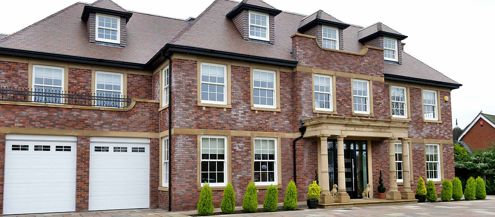 The Vertical Slider is an authentic looking sash window with Ovolo Finishing that combines high performing modern materials and functionality with period character and desigen