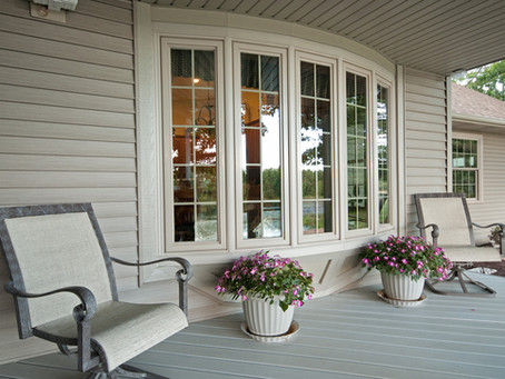 Bay & Bow Windows at Triple A Window company