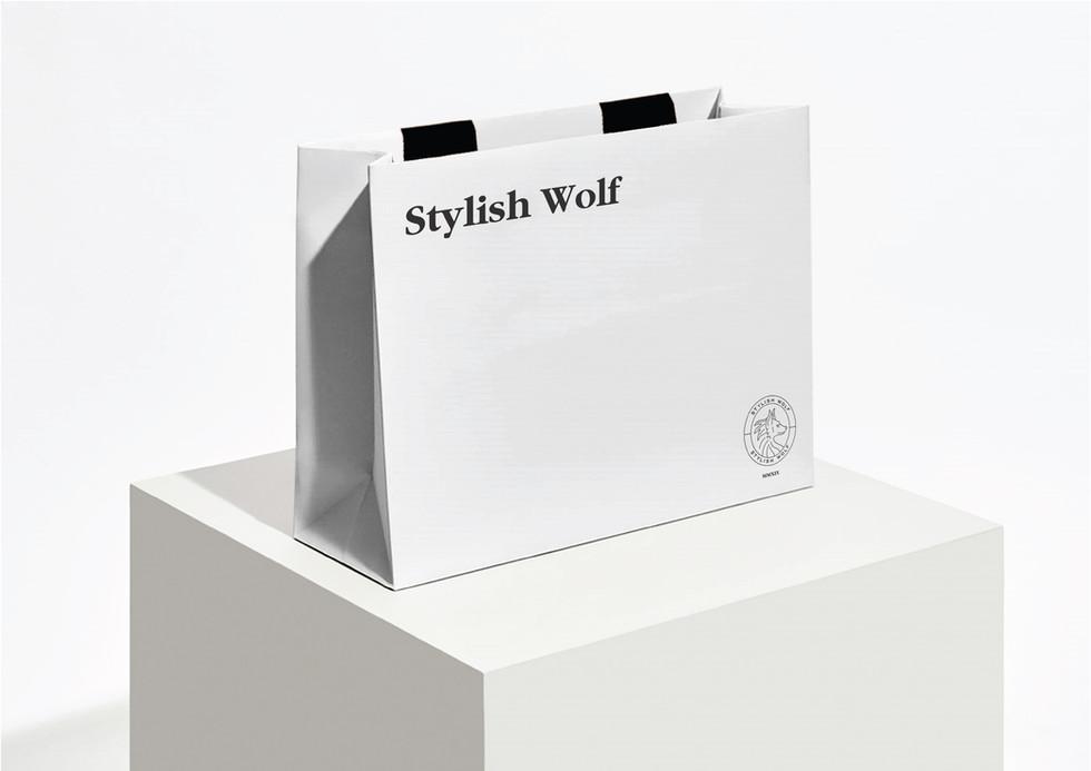 Stylish Wolf