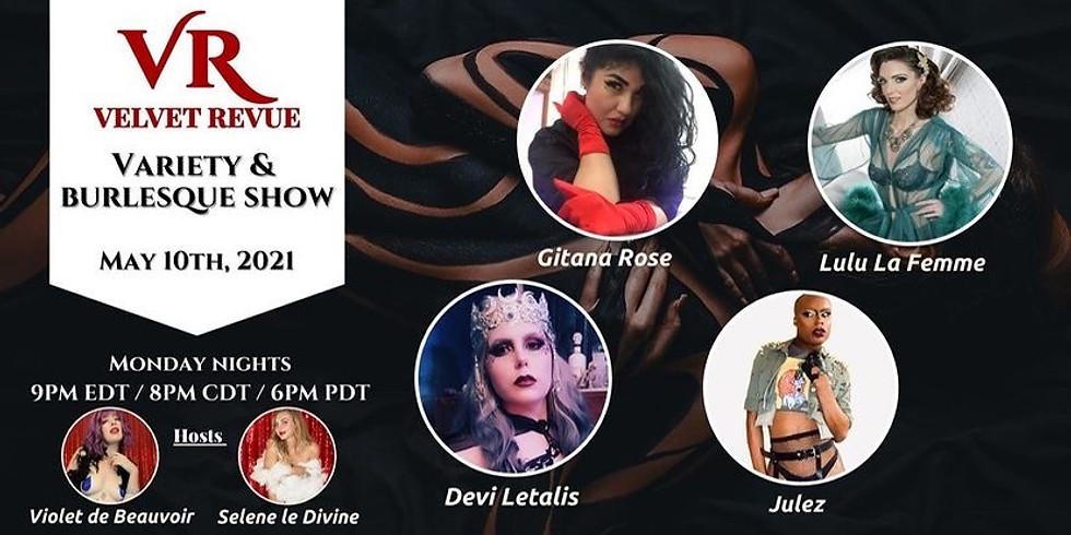 Velvet Revue Variety Show