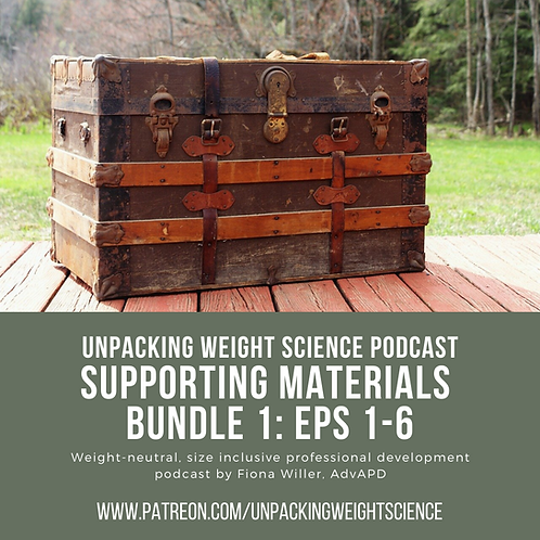 Bundle 1: Episodes 1-6 Supporting Materials