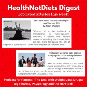 HealthNotDiets Digest, Issue 41, 2019