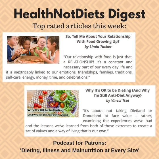 HealthNotDiets Digest, Issue 47, 2018