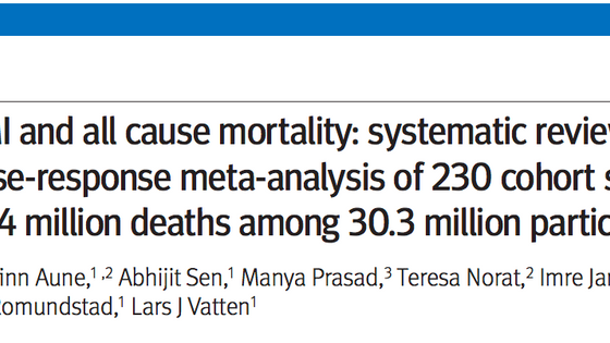 But there are significant risks for mortality with increased BMI!!