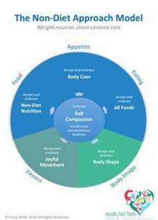 Non Diet Approach Model