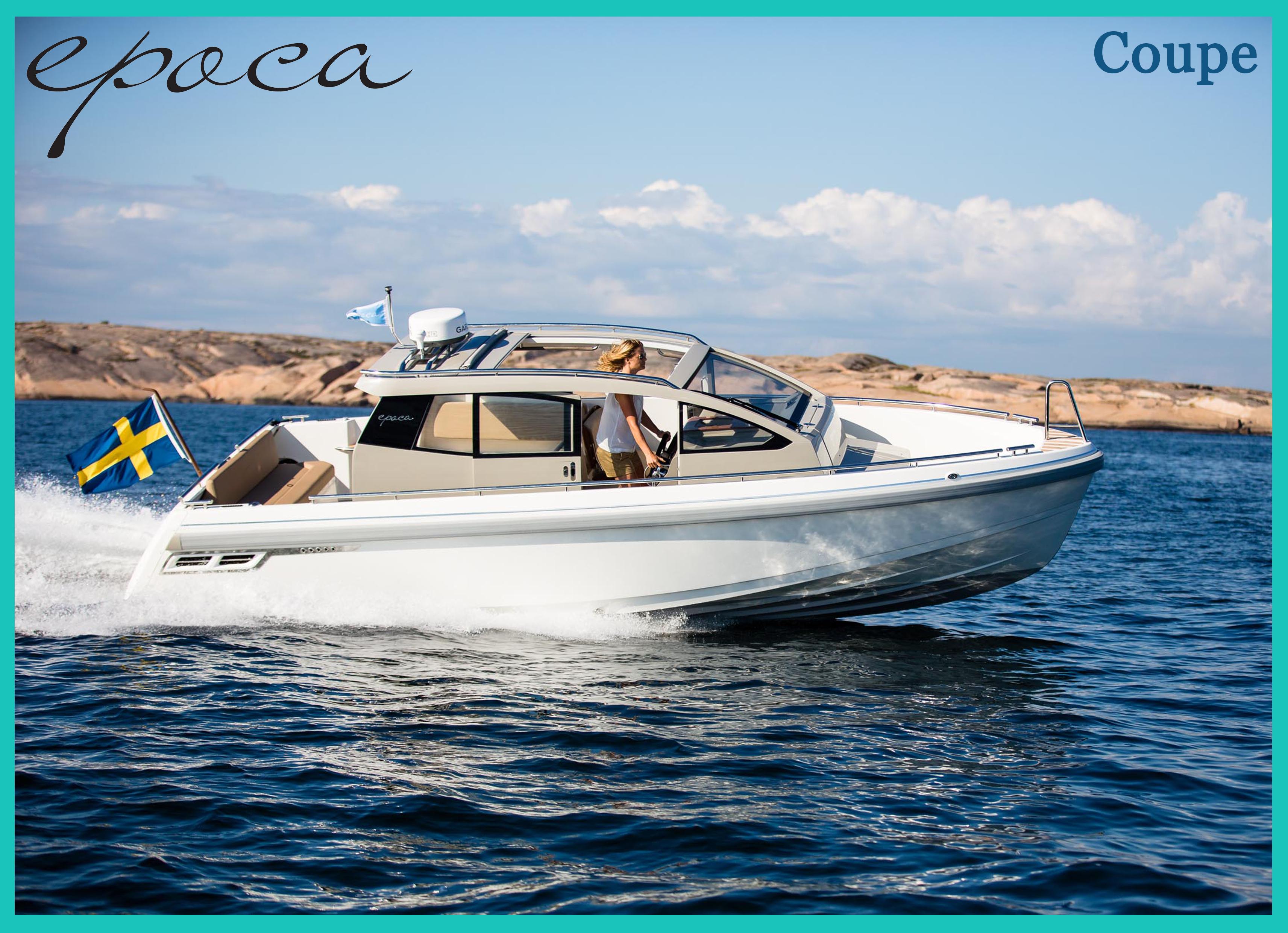 Epoca Yachts - COUPE